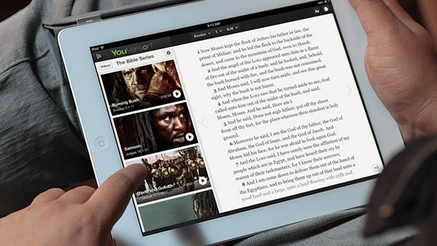 youversion op ipad