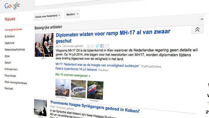 google-nieuws