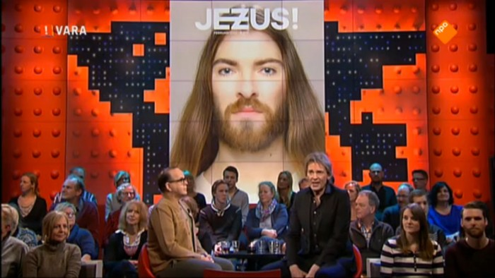 Jezus! in DWDD