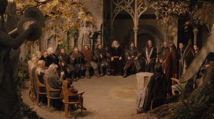 Vergadering van Elrond (Lord of the Rings)
