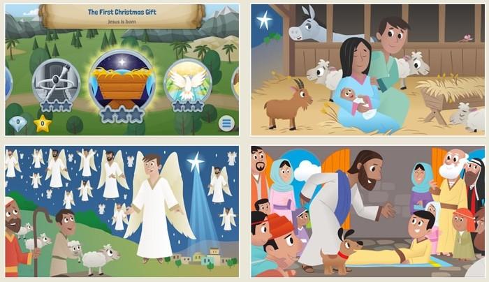 bijbel app voor kids
