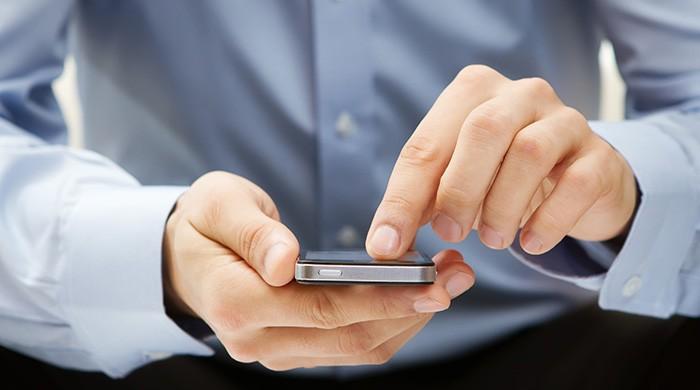 zoeken op internet op smartphone