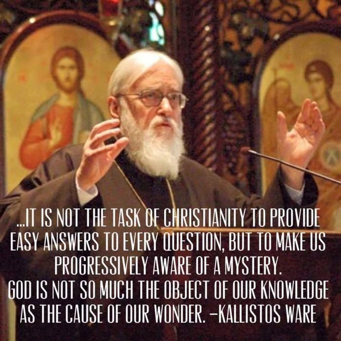 Quote van Kallistos Ware