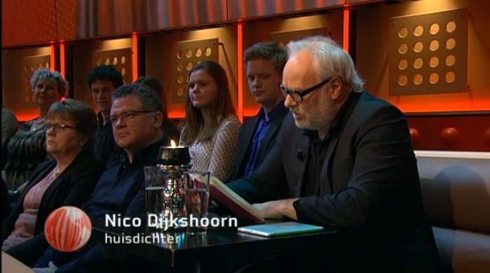 Nico Dijkshoorn in DWDD na Charlie Hebdo