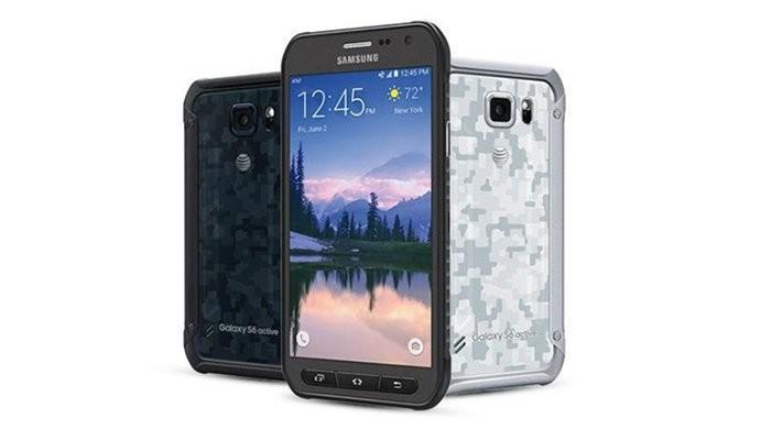 Samsung Galaxy veiligheidslek