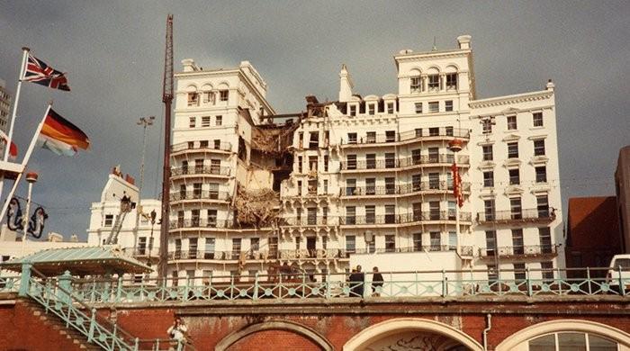 Bomaanslag Brighton hotel