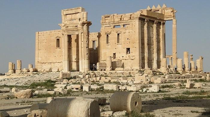 Tempel van Bel uit Palmyra