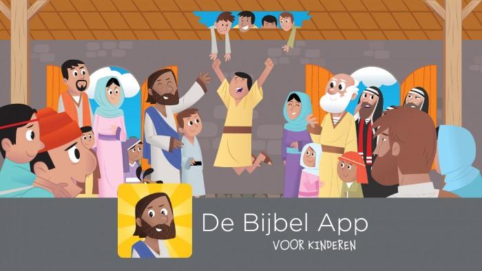 Bijbel App voor Kinderen