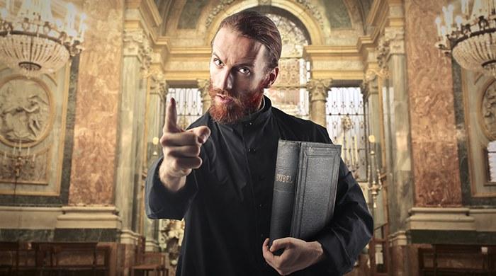 boze priester