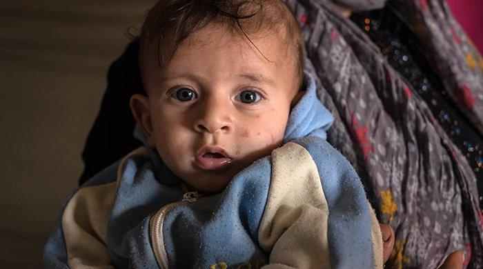 syrische baby