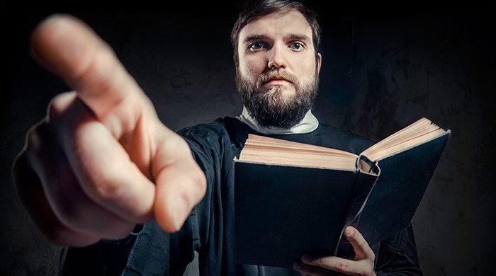 Boze prediker