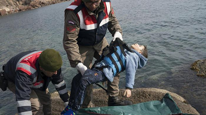 verdronken jongetje april 2016