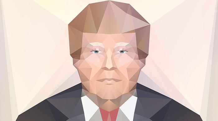 bubble-trump