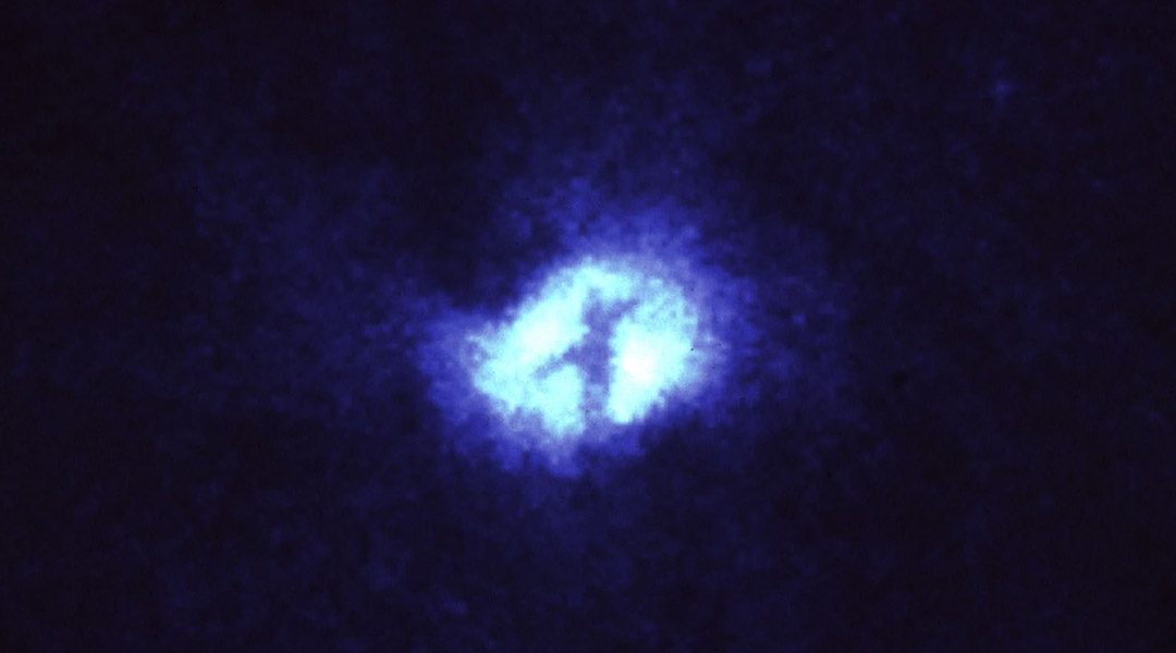 x structure in M51