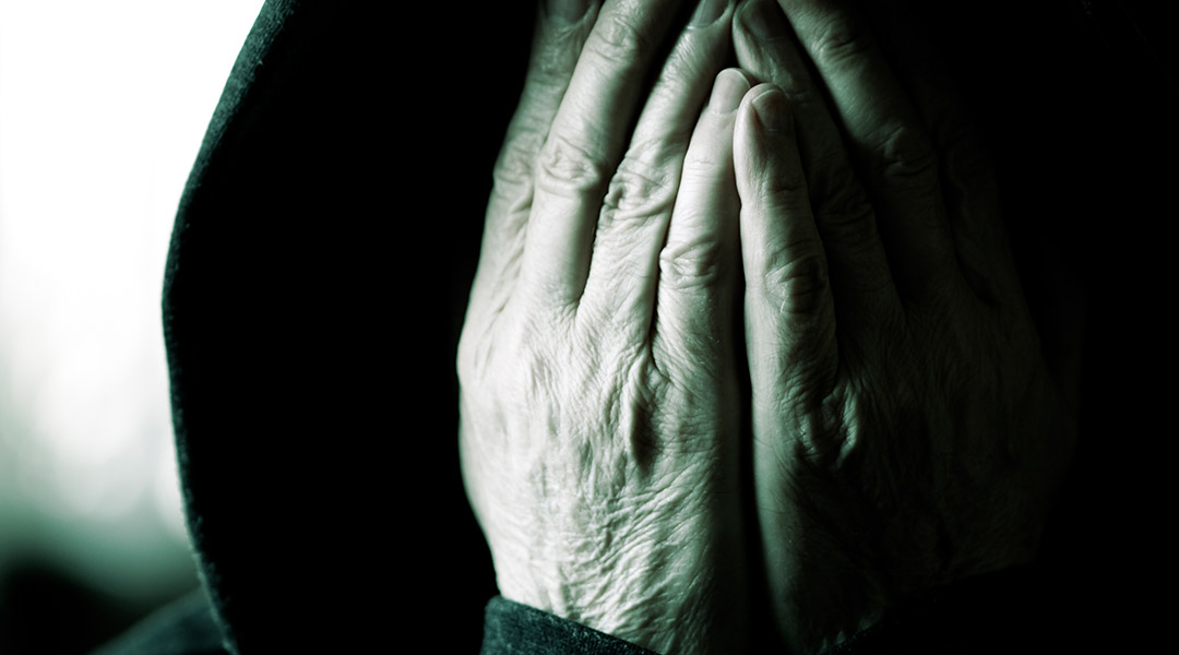 Gebed bij terreur