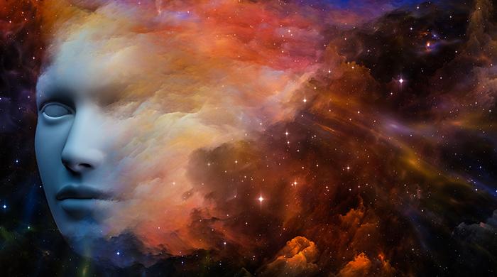 Hoofd in de wolken