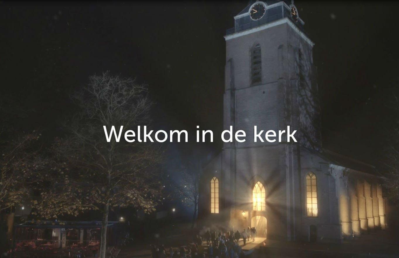 Welkom in de kerk