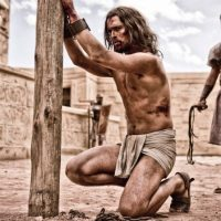 "Diogo Morgado plays Jesus in the 2014 film ""Son of God."""