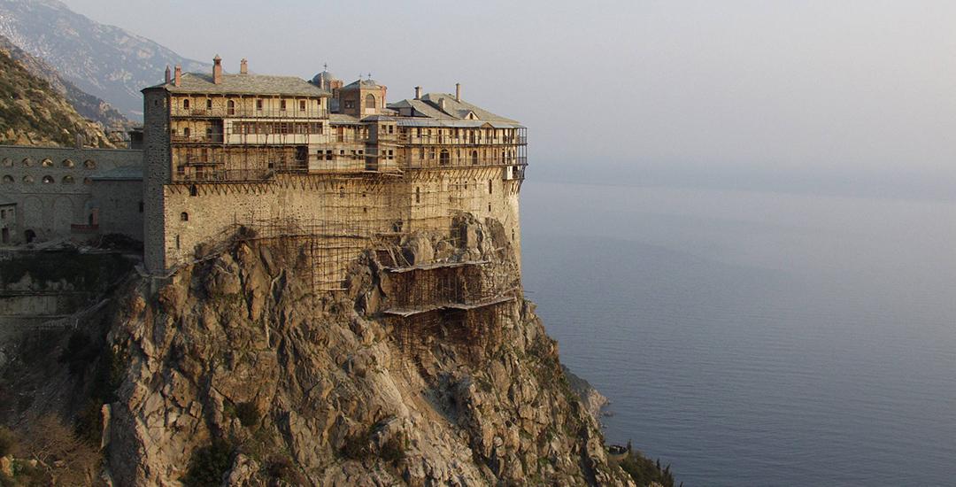 Heilige berg Athos