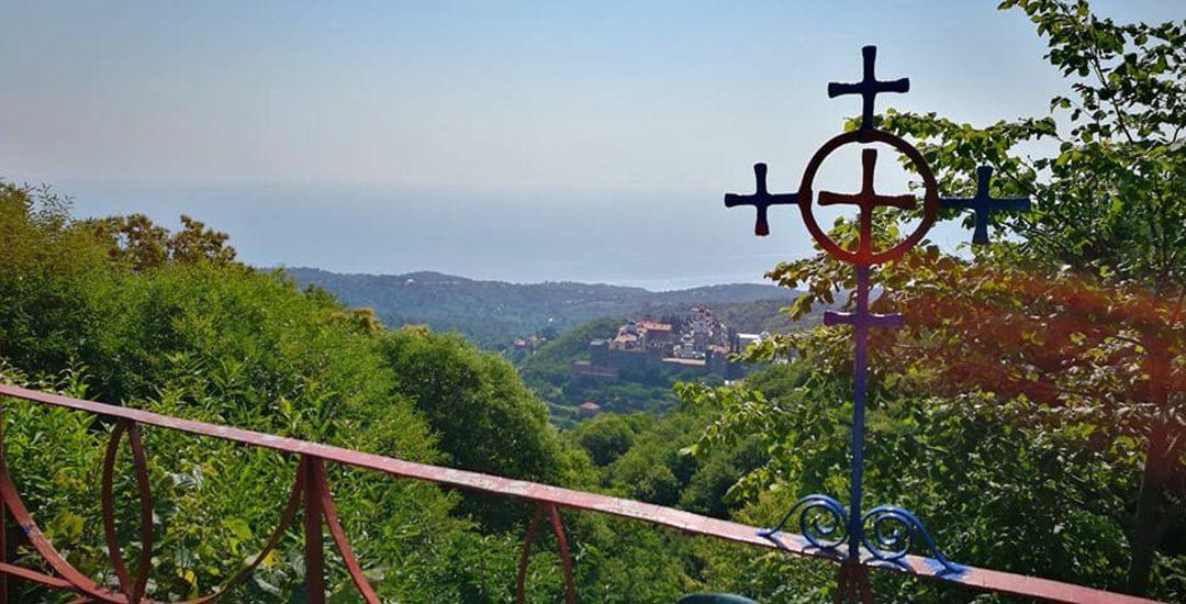 Marouda Mount Athos