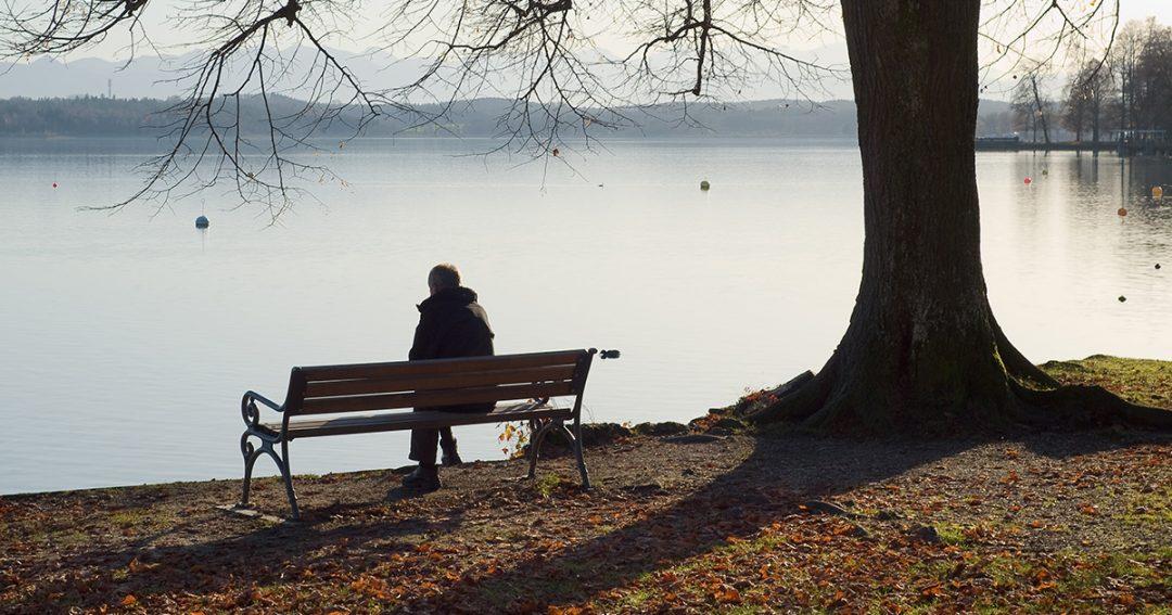 eenzaam in pijn