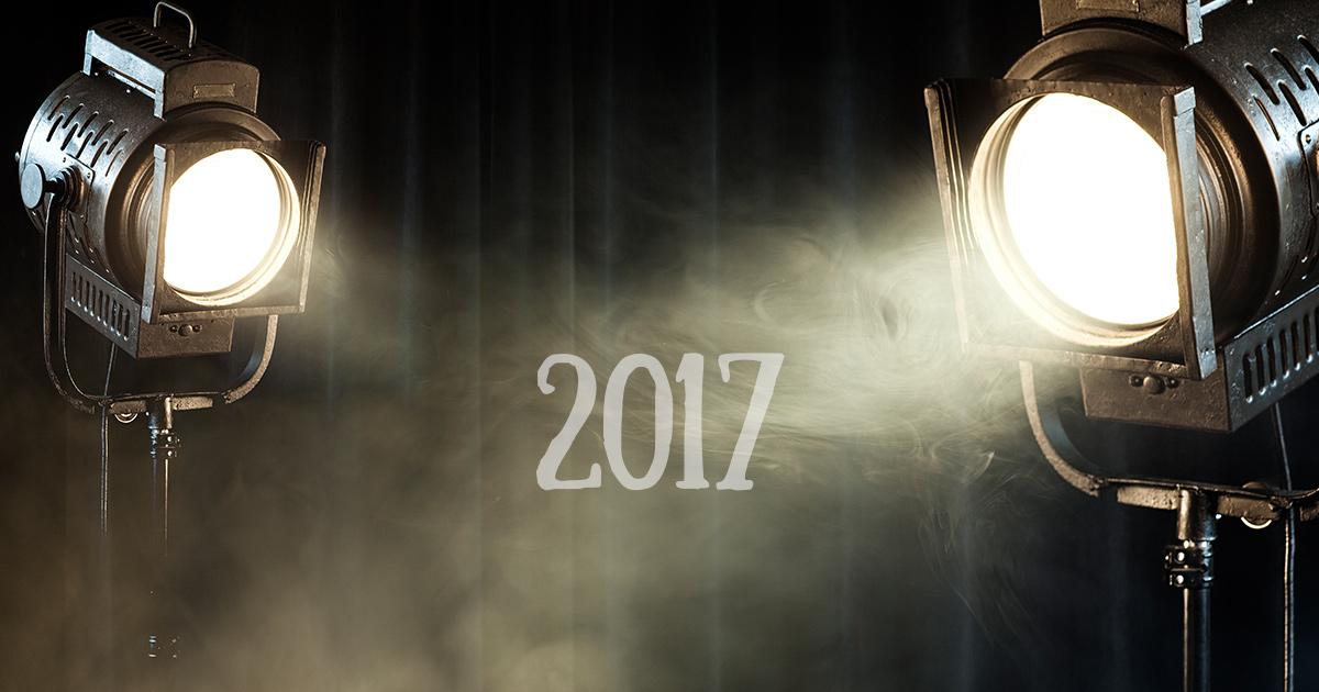 Toplijstje 2017