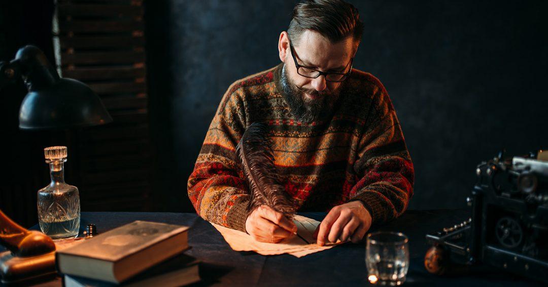 schrijver en dichter