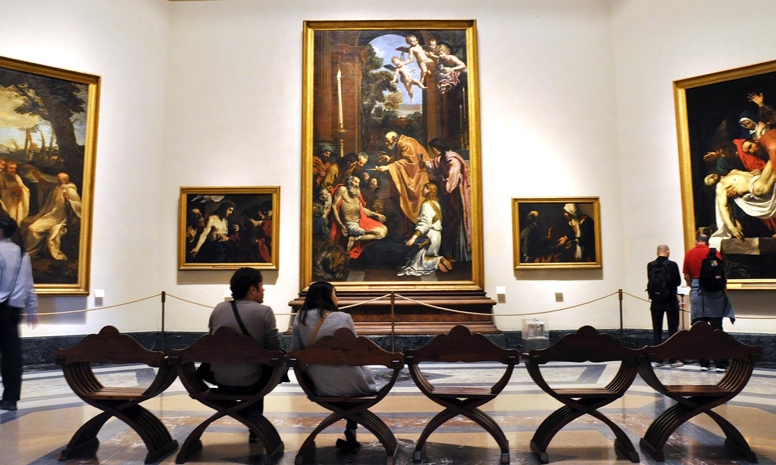 schilderijen vaticaans museum