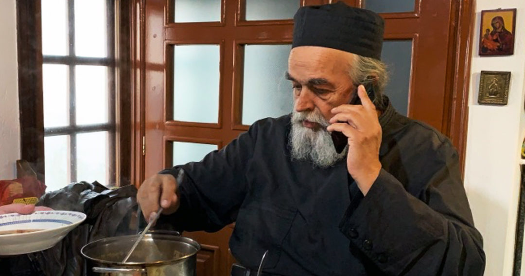 Fr. Epifanios