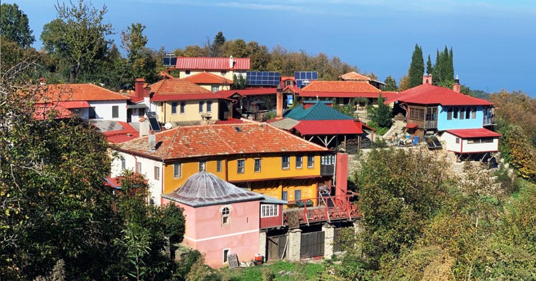 Killi Marouda op Mount Athos