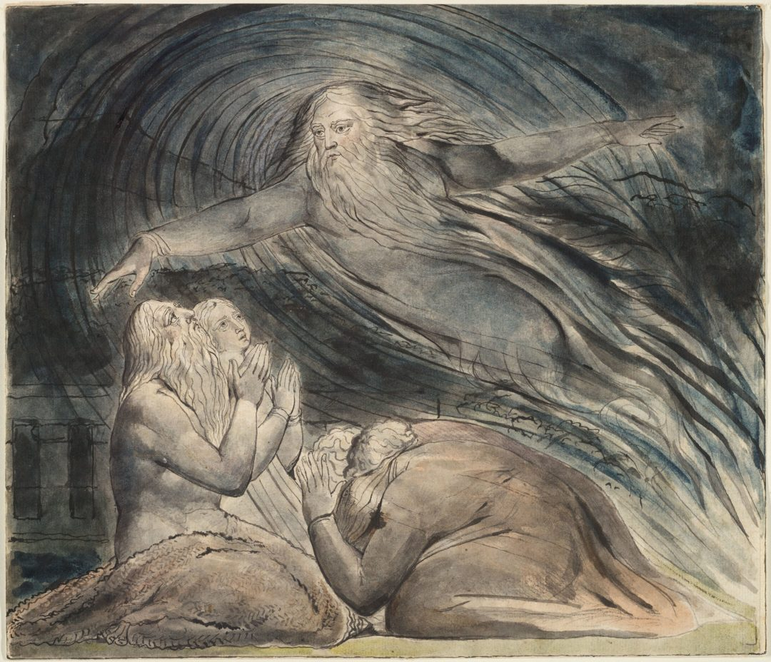 William Blake - the Book of Job (1826)