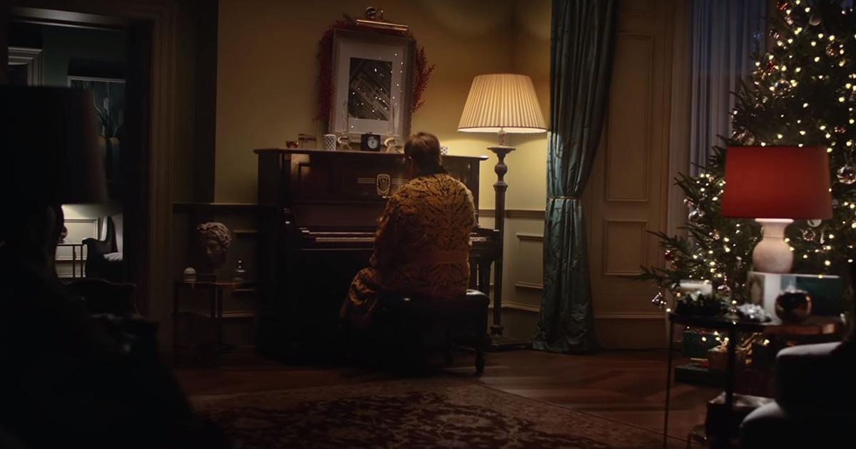Elton John Commercial