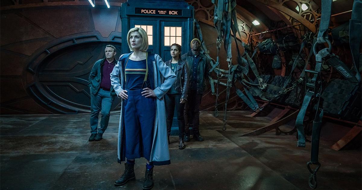 Doctor-Who-en-de-Tardis