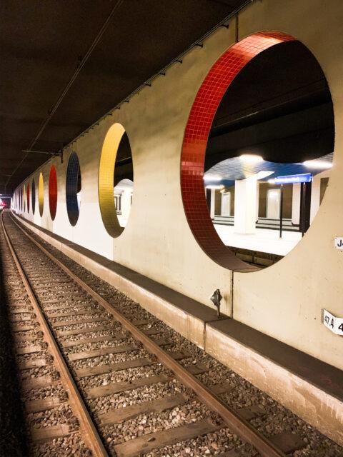 Metro Blaak