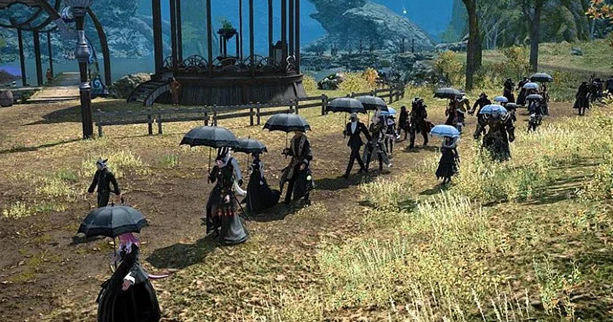 Digitale-processie-Final-Fantasy