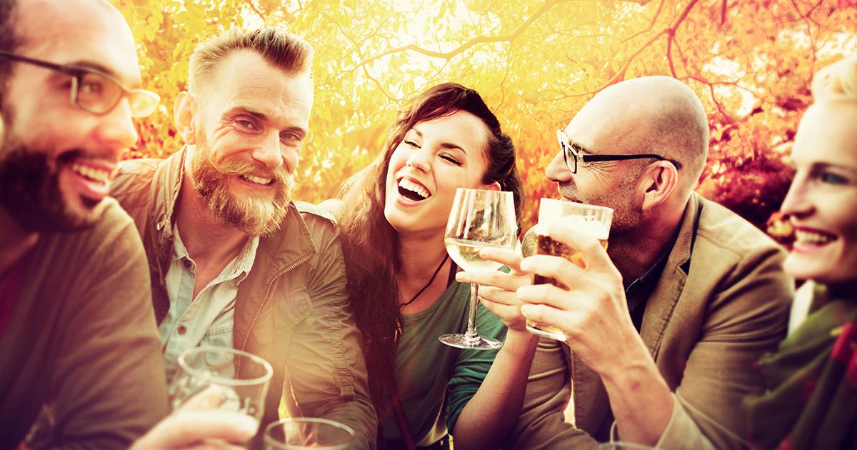 Biertje-met-vrienden