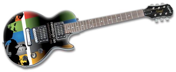 newsboys-gitaar