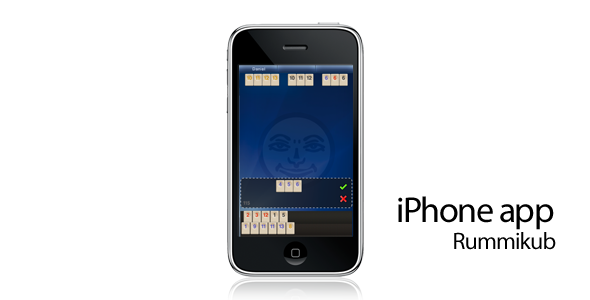 Rummikub for iPhone